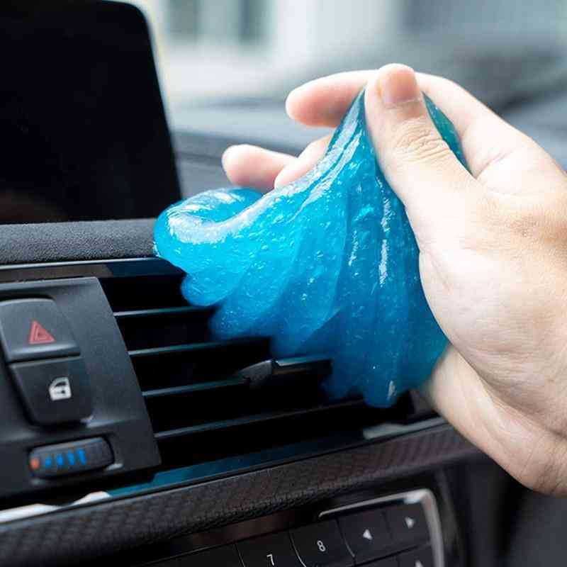 60ml- Auto Car, Cleaning Pad, Glue Powder, Dust Remover Cleaner Tool