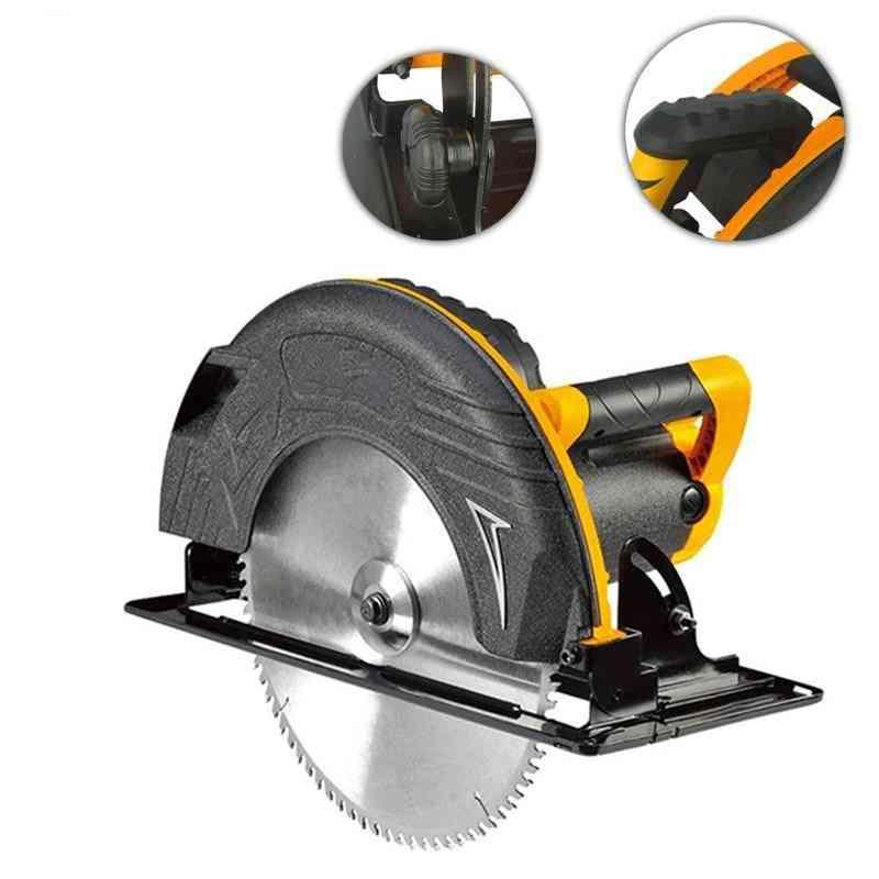 High-power Electric Circular Saw