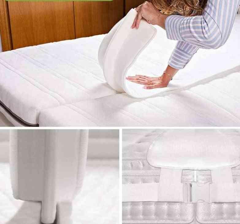 Bed Bridge Twin To King Converter Kit Adjustable Mattress Connector