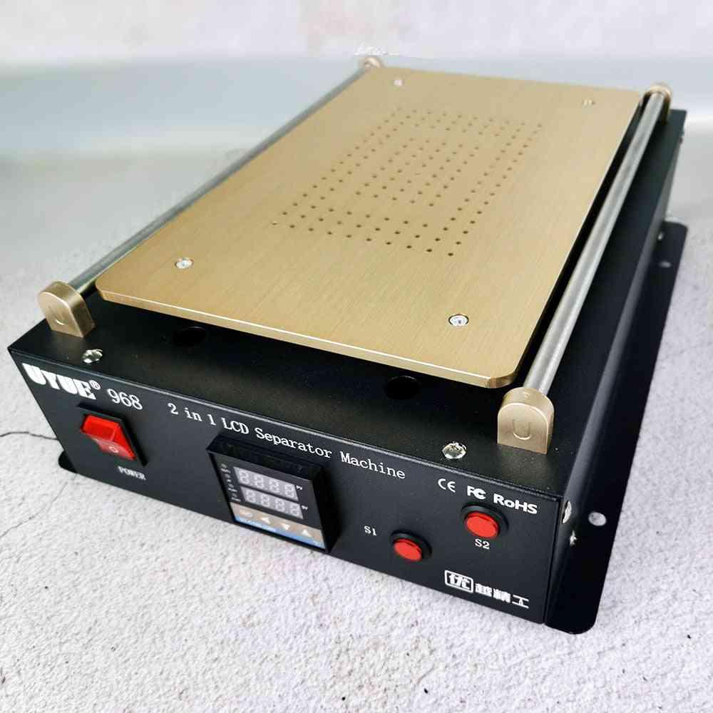 Lcd Separator Tablet Built-in Vacuum Pump