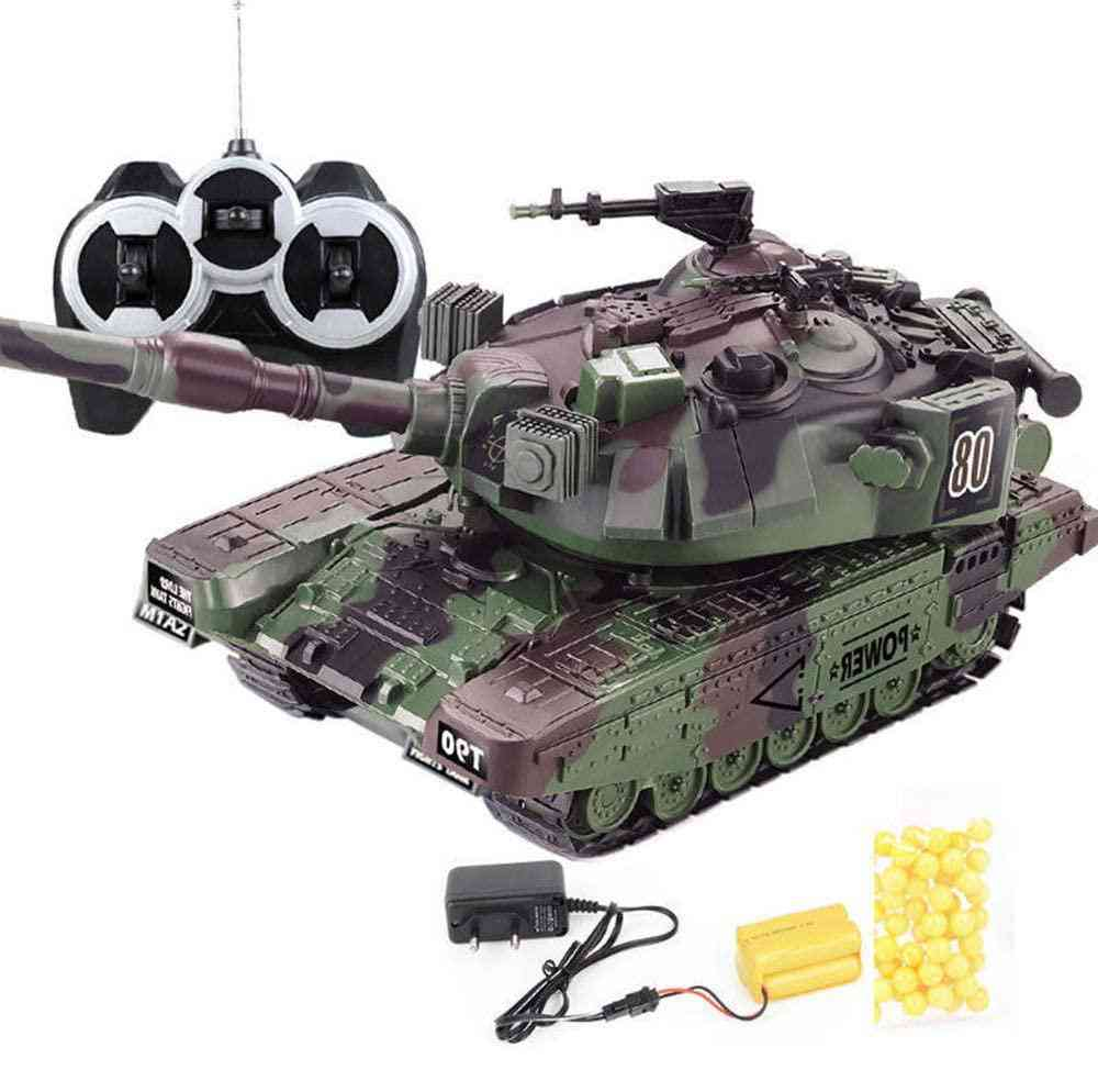 Battle Tank, Heavy Large Interactive Remote Control Toy.