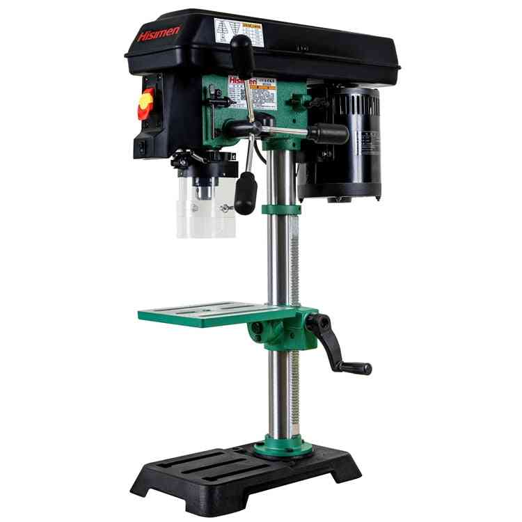 550w 10 Inch Speed Drill With Laser Hd2500 Fixed Table Desktop Drill
