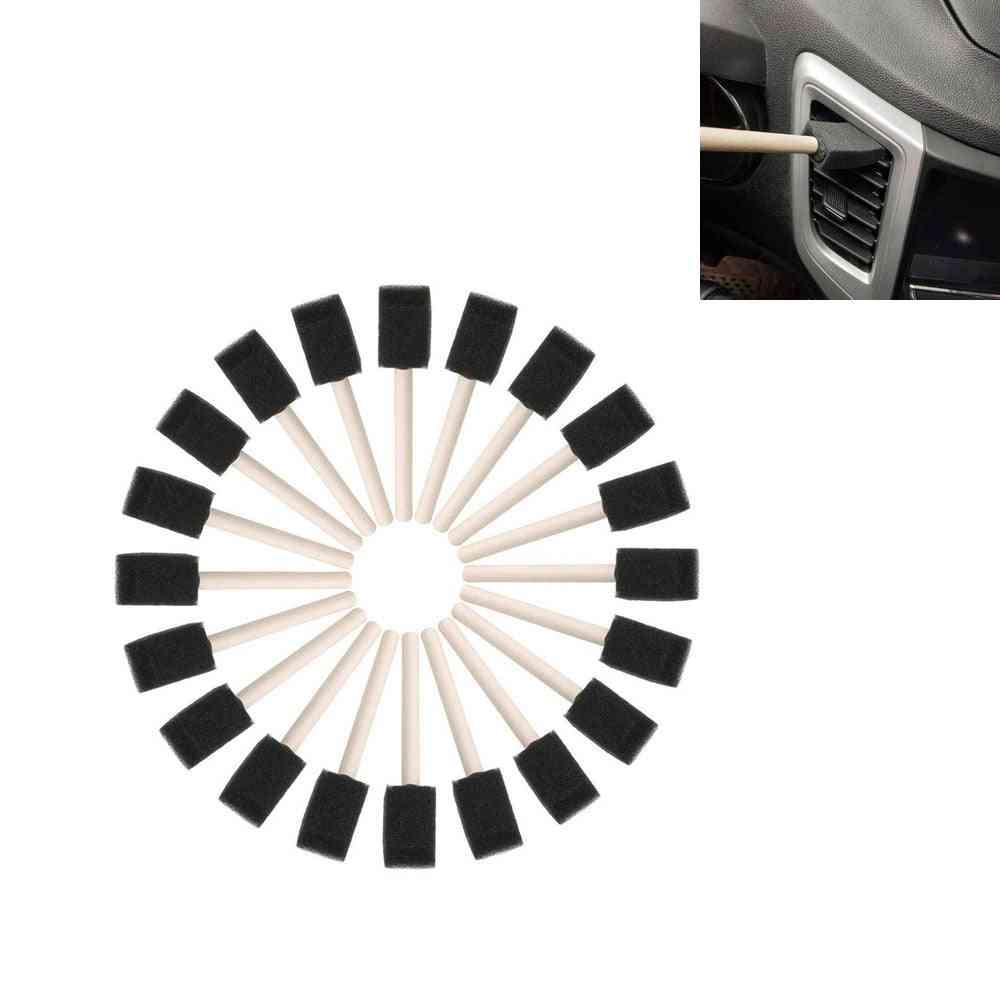 Car Air Conditioner, Vent Grille, Cleaner Brush