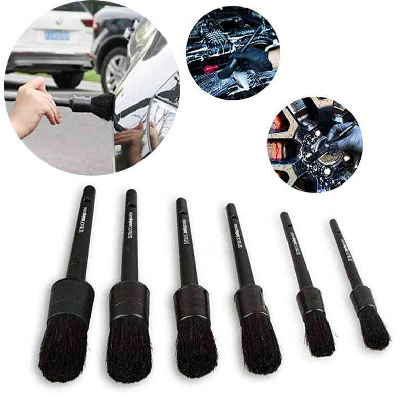 2-in-1, Car Cleaning, Air-conditioner, Outlet Brush Tools
