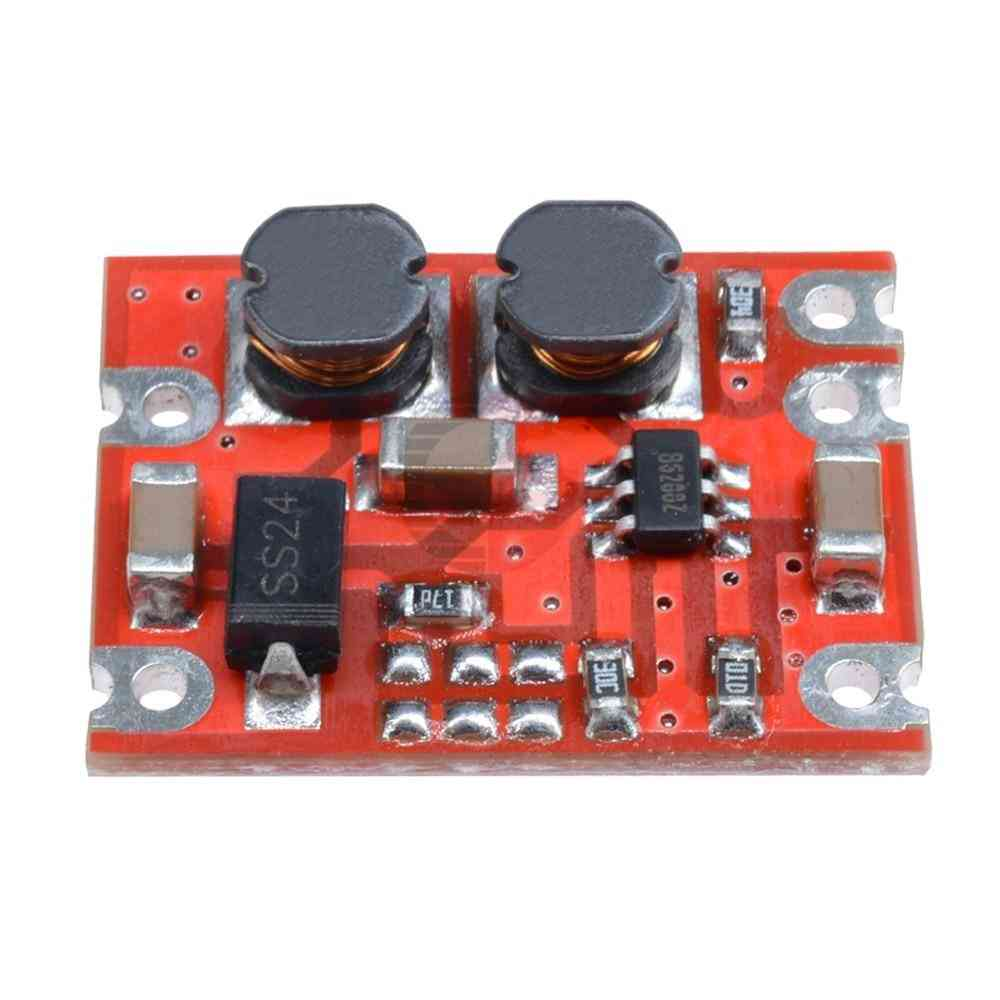 Dc-dc Auto Boost Buck Converter Module Dc 2.5-15v To Dc 3.3v 4.2v 5v 9v 12v Step Up Down Voltage Regulator Power Inverter Supply