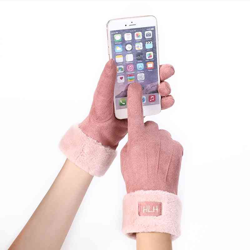 New Winter Warm Touch Screen Driving Gloves