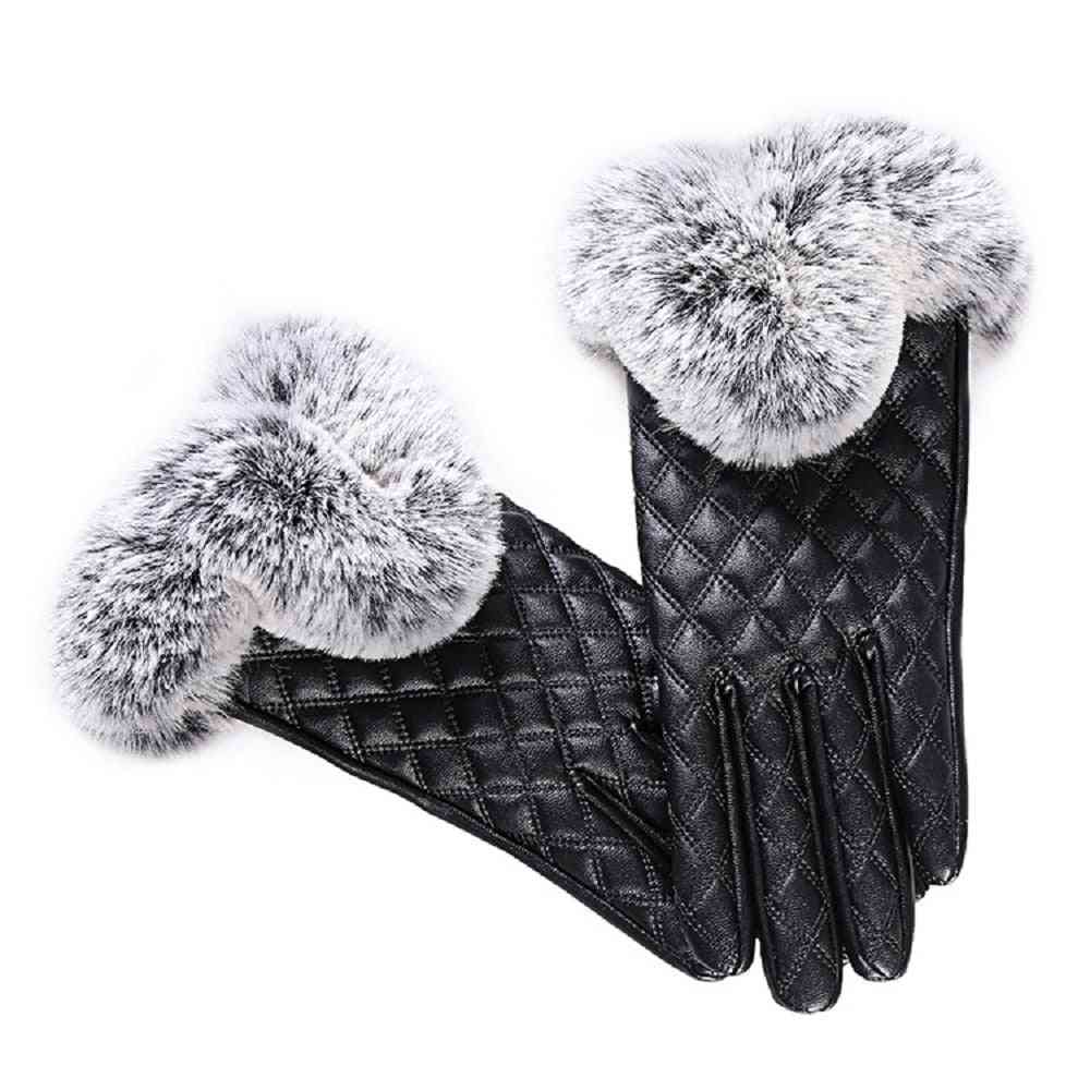 High-quality Women Leather Gloves