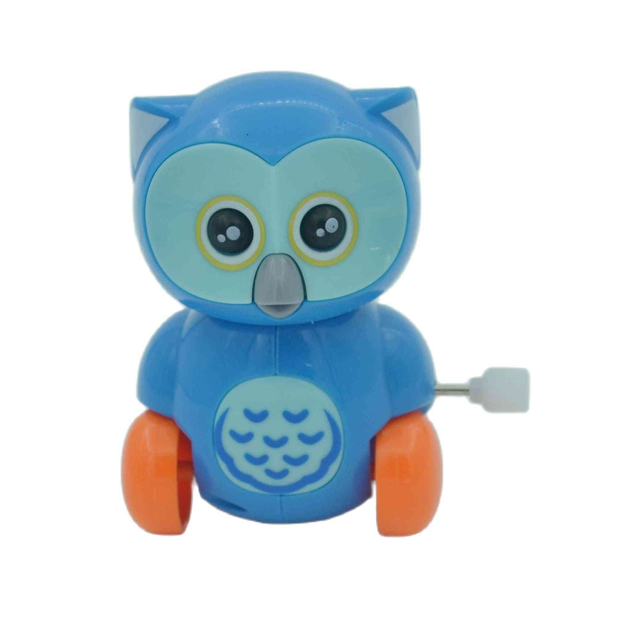 Chain On The Owl Car, Wind Up And For,