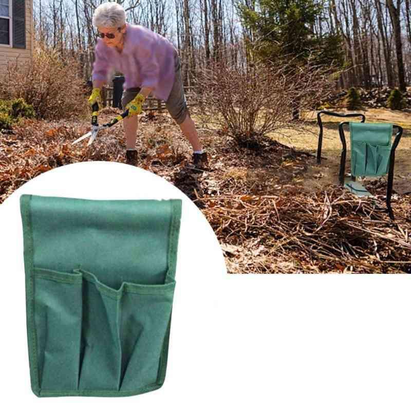 Foldable Portable Garden Tool Bag Kneeler Heavy Duty Eva Foam Pad Soft Tool