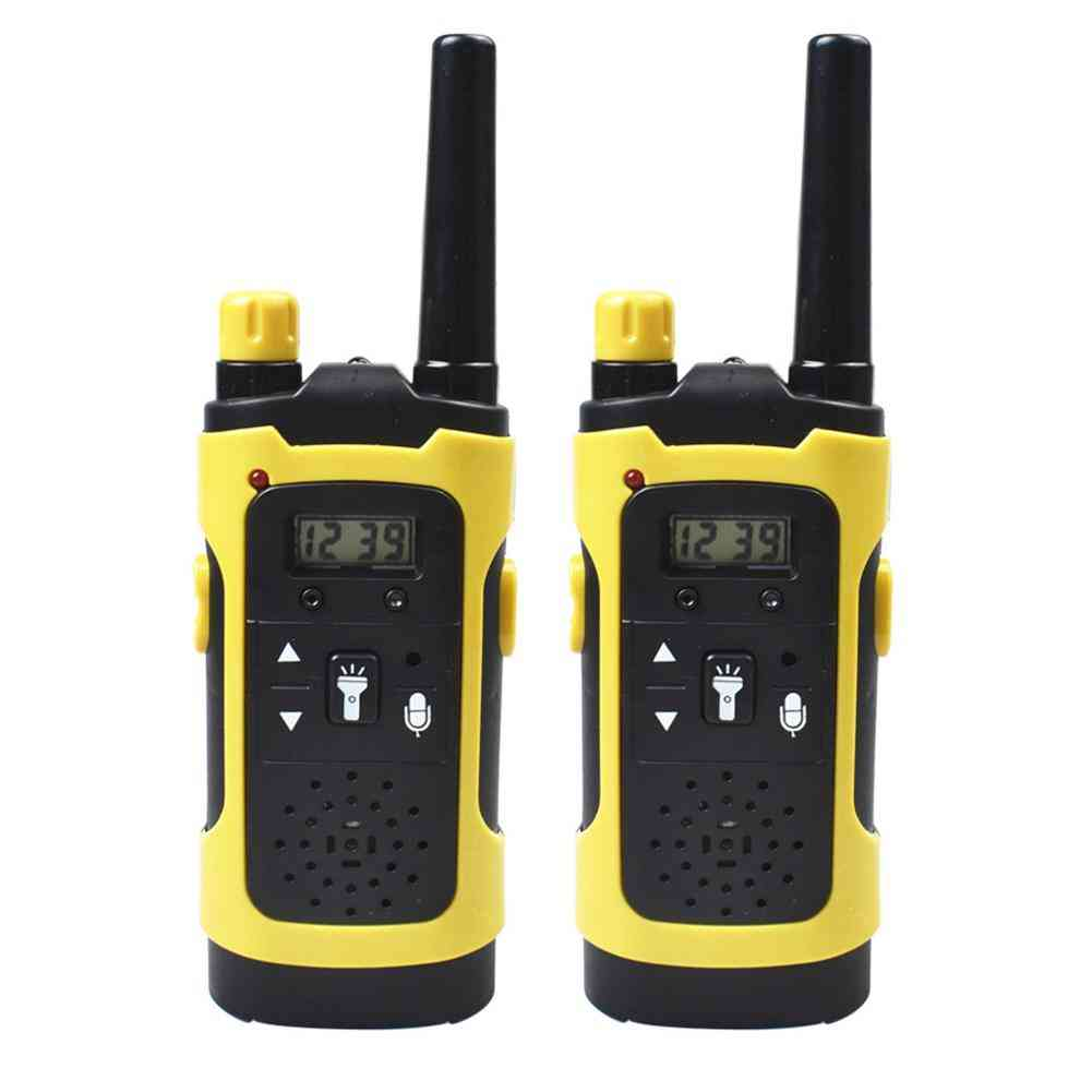 Electronic Toy, Children Wireless Walkie Talkie Toys, Parents Kids Interactive Long Reception Distance