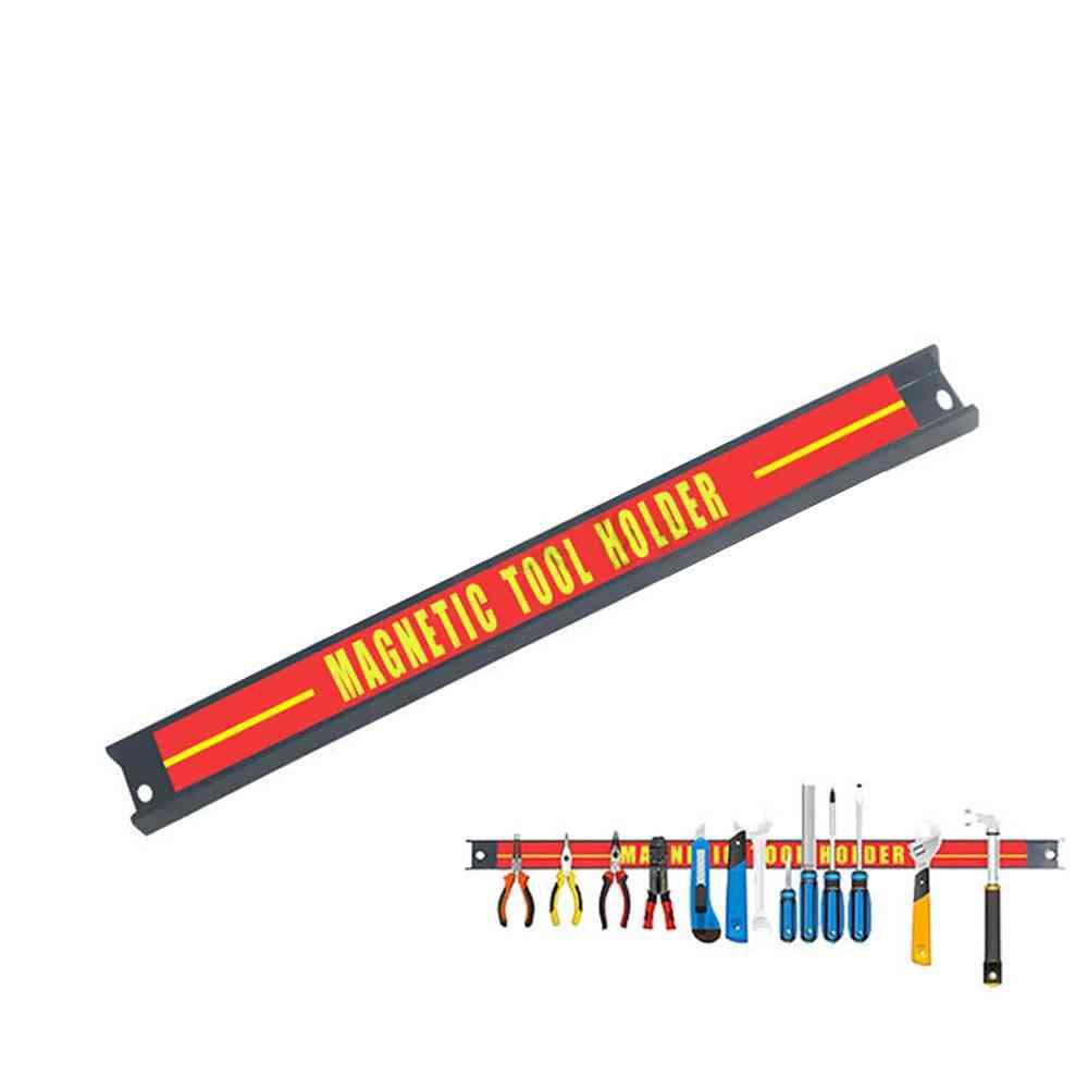 Magnetic Tool Holder Bar Organizer Storage Rack