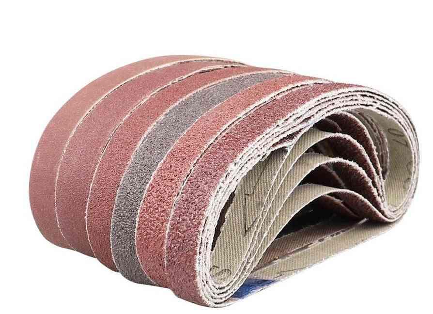 Grits Sandpaper Abrasive Bands