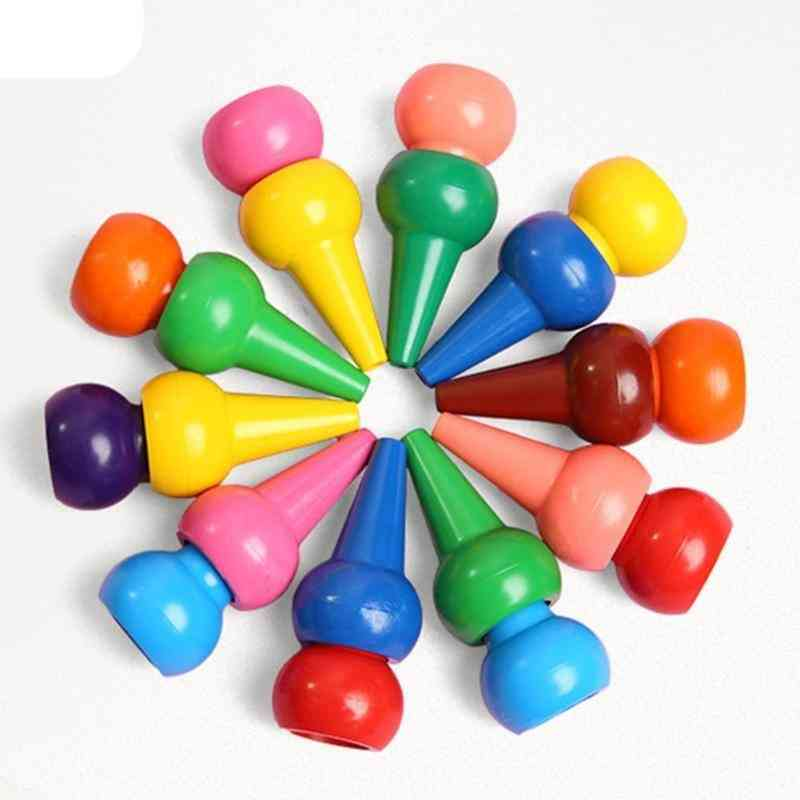 Children Safety Color Crayon