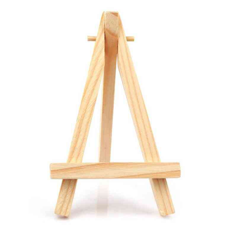 Tripod Easel Display Painting Stand Card Canvas Holder