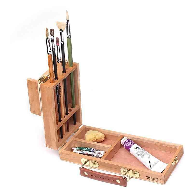 Portable Sketch Easel Painting Box