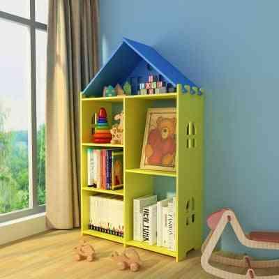 Louis Fashion Bookcase Creative And Environment-friendly Bookshelf