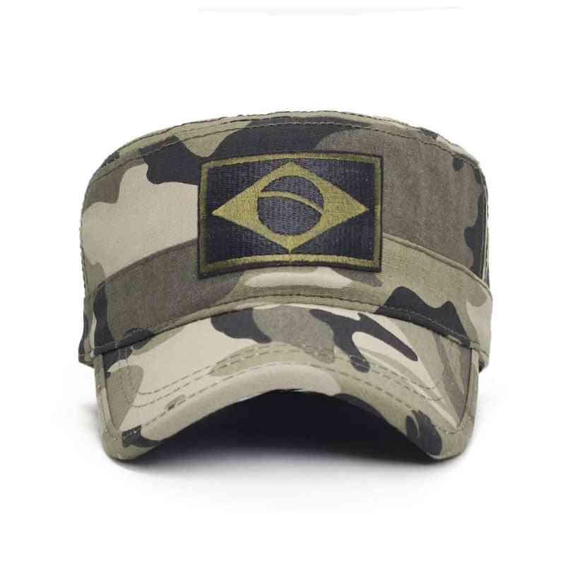 Men Military Hats Cap, Male Baseball Caps
