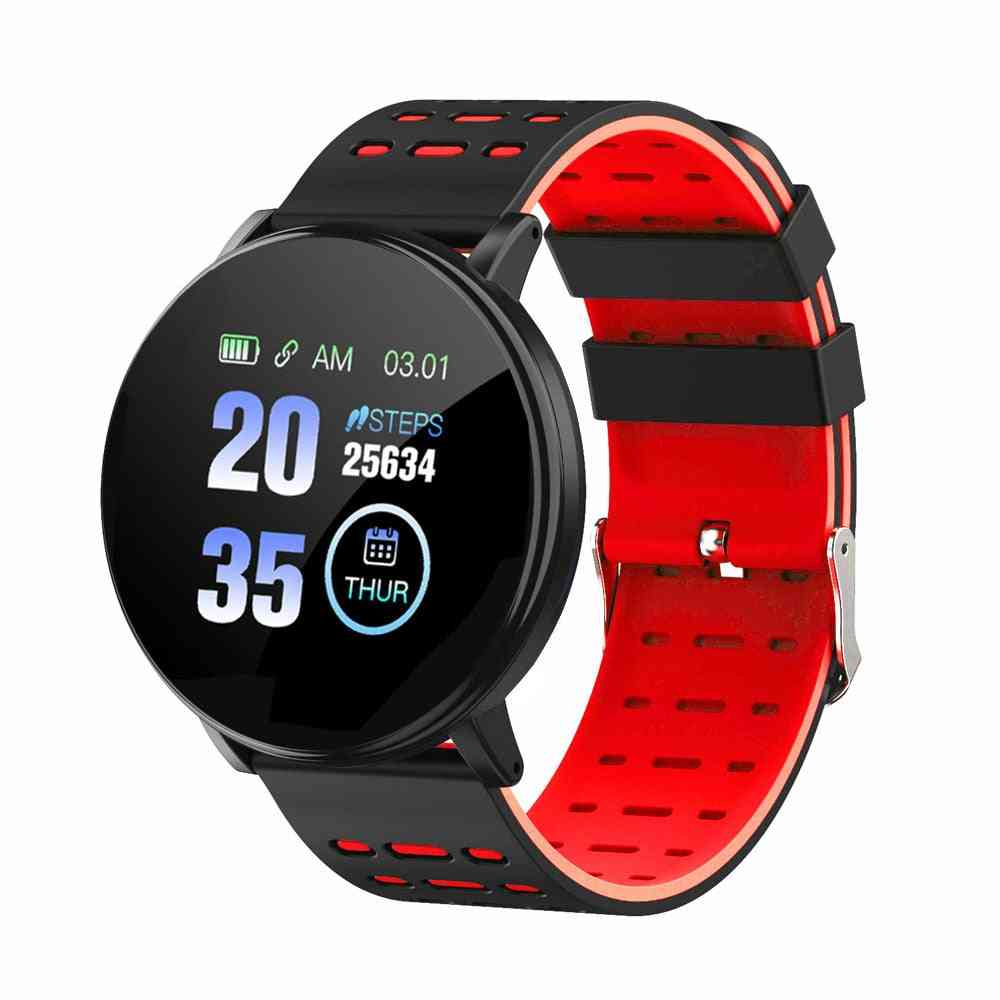 Smart Wristband, Heart Rate Monitor, Sport Tracker, Watch Smartband For Android, Ios Men, Women, Bracelet