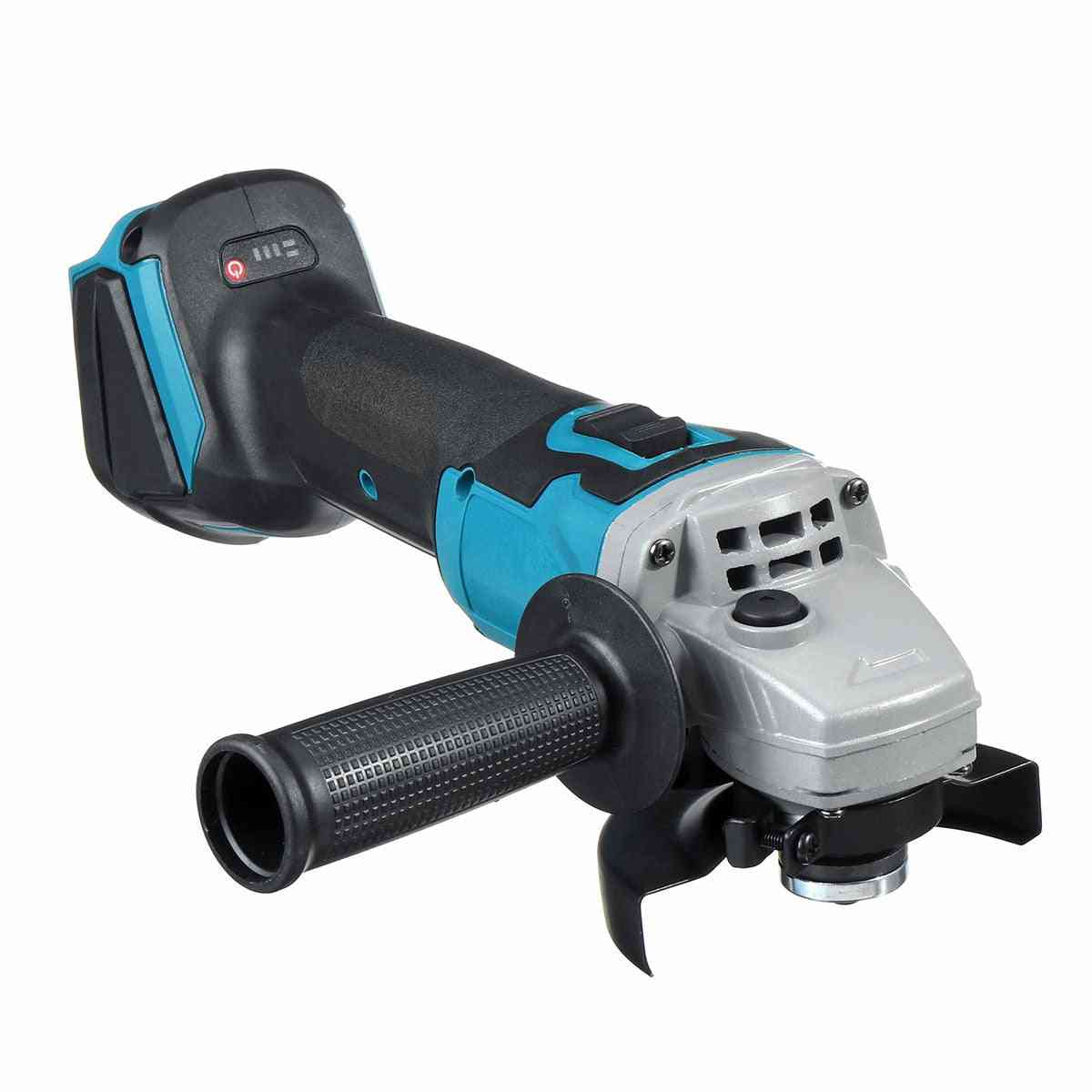 Brushless Electric Angle Grinder Grinding Machine