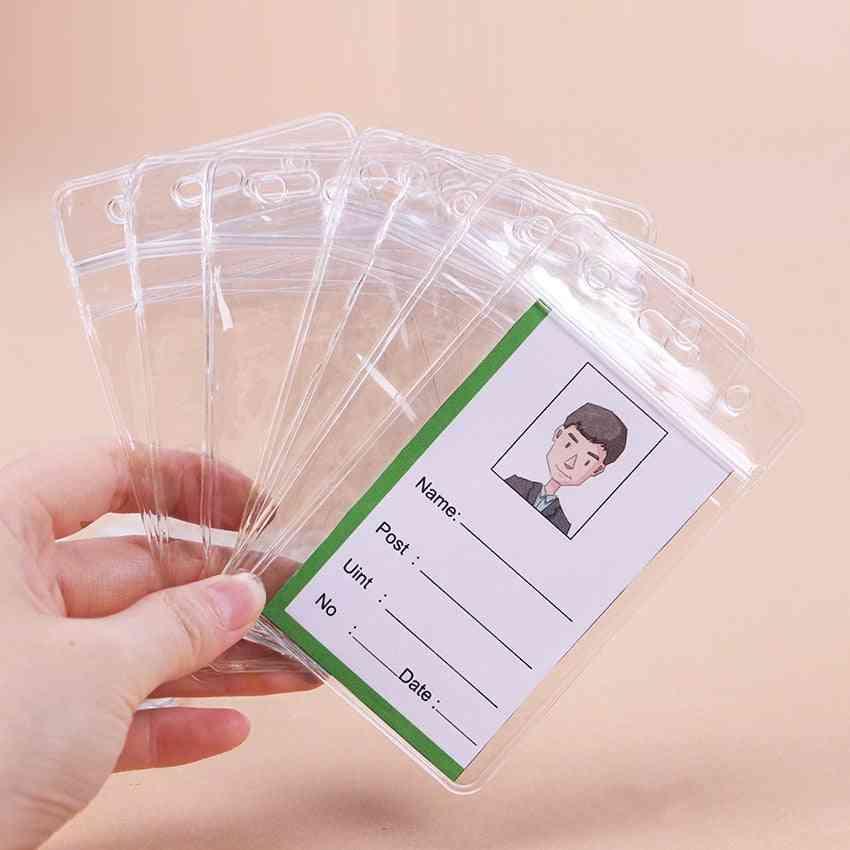 Card Badge Holder