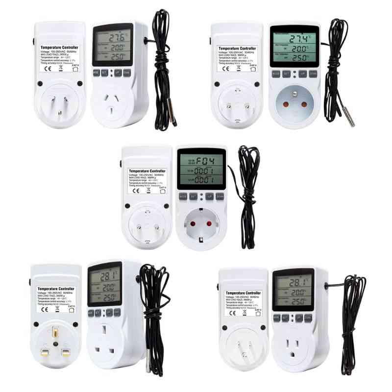 Digital Temperature Controller Socket