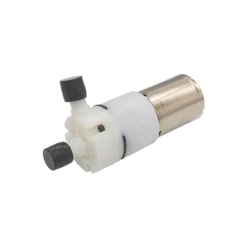 Self-priming Micro Low Noise 12vdc Water Pump Vacuum Water Pump For Aquarium Tank Mini