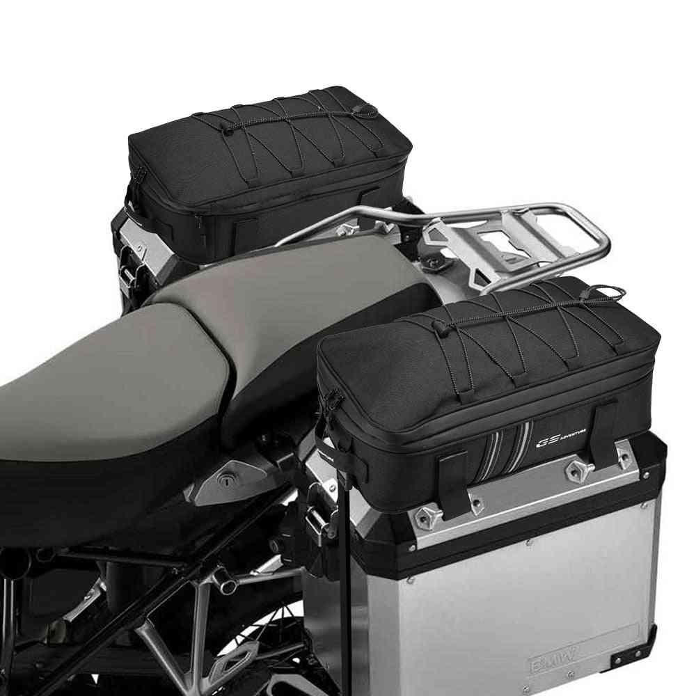 Motorcycle Top Box Panniers Top- Bag Case