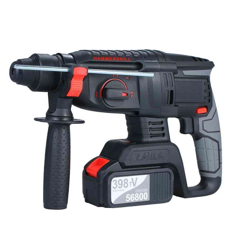Professional Electric Brushless Rotary Hammer Drill
