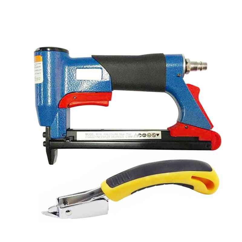 Pneumatic Air Stapler Nailer Fine Stapler Tool For Furniture