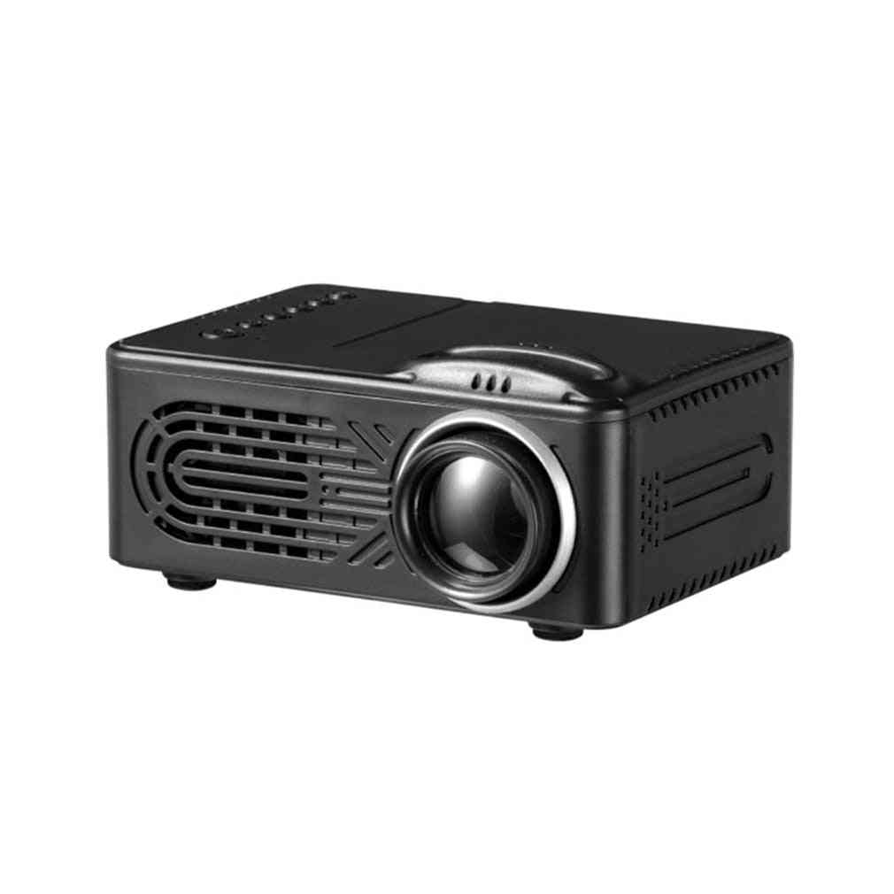 1080p 4k Home Use Led Portable Micro Support Mini Projector
