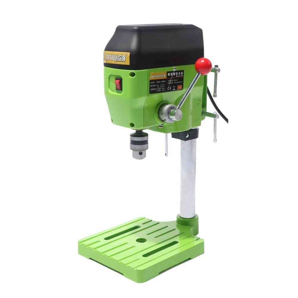 Small Drilling Work Bench Machine