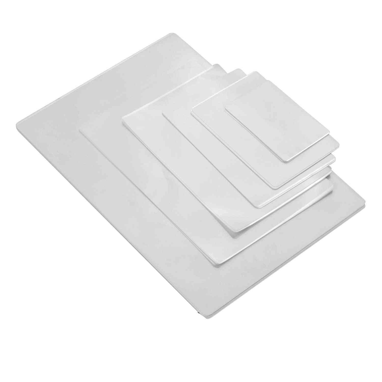 80mic Thermal Laminating Film Pouches Pet Clear Sheet
