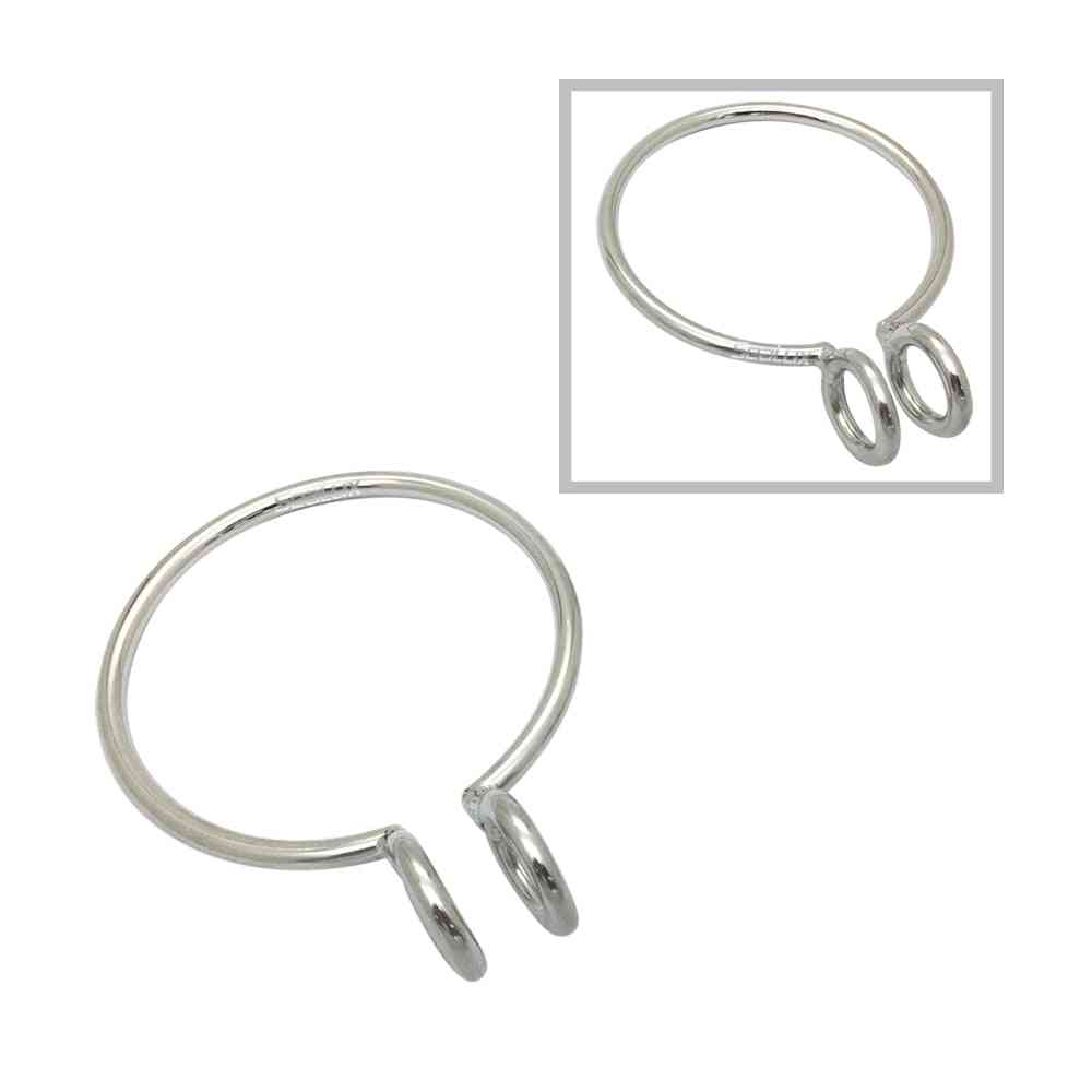 Solid Anchor Retrieval System Ring