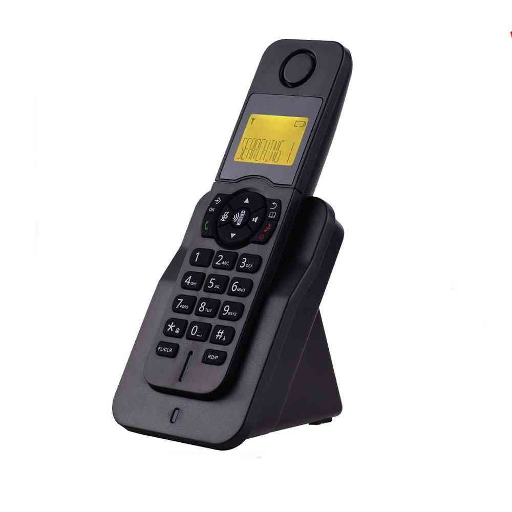 Expandable Cordless Phone Telephone With Lcd Display Caller Id