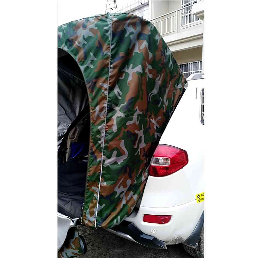 Car Rear Roof Equipment Camping Tent Canopy Tail Ledger