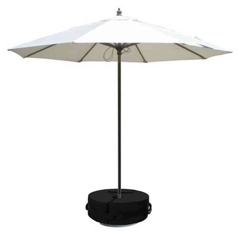 Umbrella Base Weight-bag Detachable Weatherproof Umbrella Weights Sand Bags