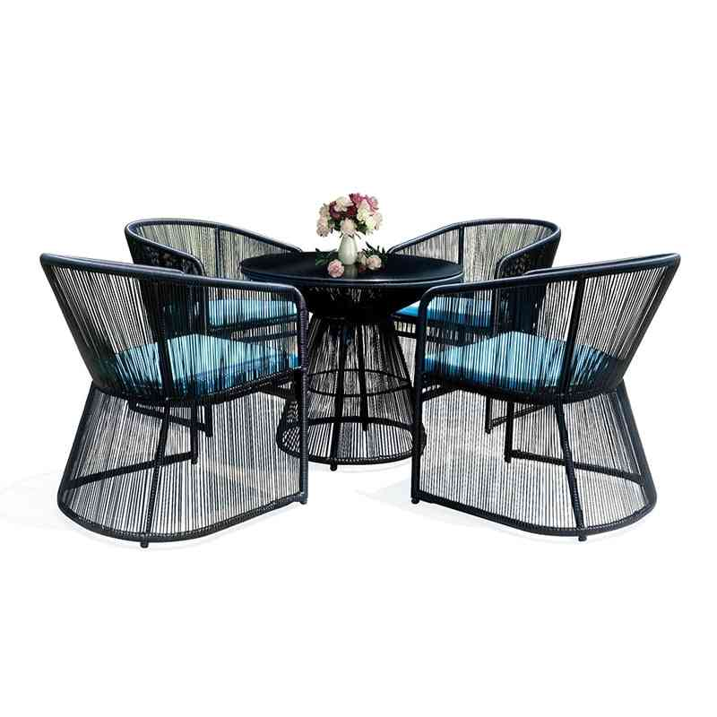 Outdoor Tables And Chairs Patio Rattan Chair