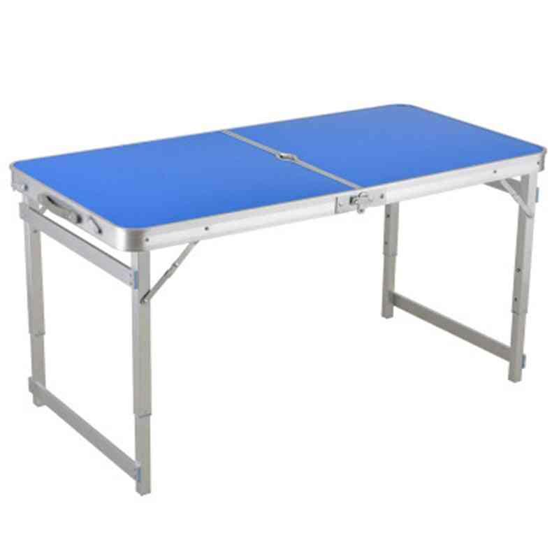 Outdoor Folding Table Camping Aluminium Alloy Picnic Table