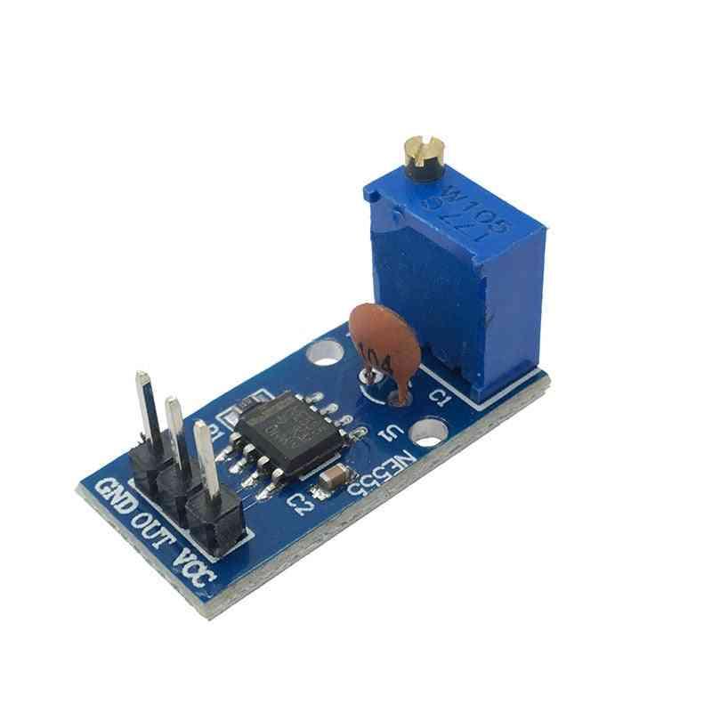 Adjustable Resistance Frequency Pulse Generator Module