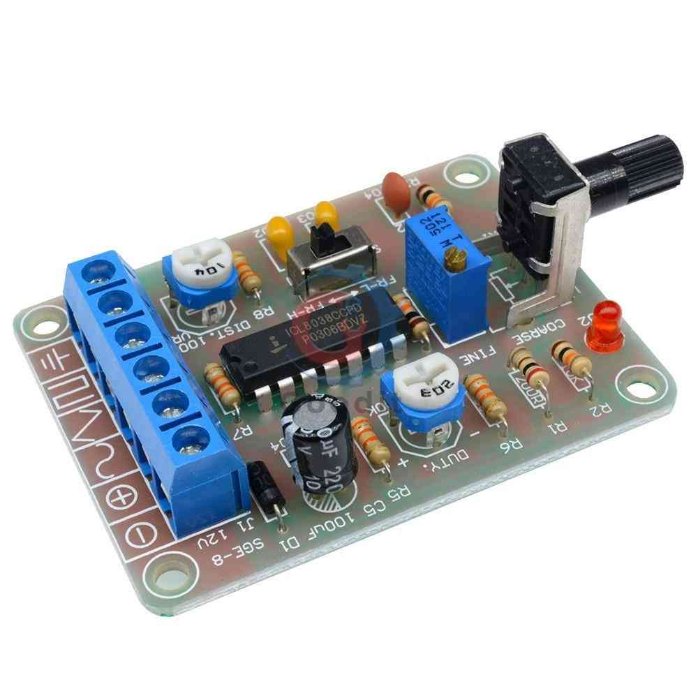 Monolithic Function Signal Generator Module