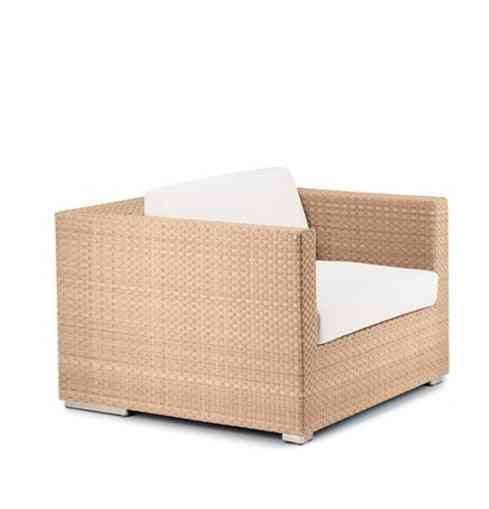 Nice Garden Furniture Modular Chair & Rattan Classic Sofa