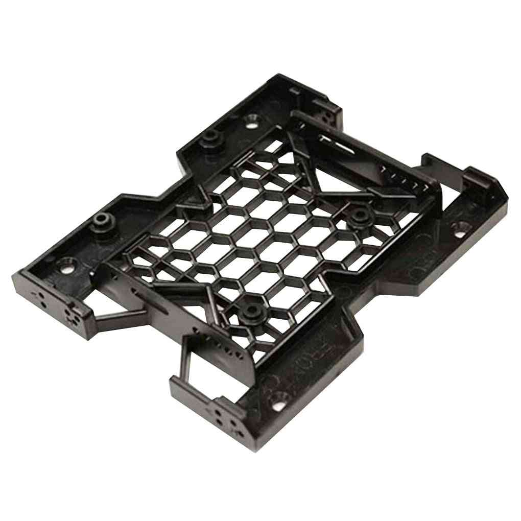 5.25 Optical Drive Position To 3.5 Inch 2.5 Inch Ssd Adapter Bracket Dock