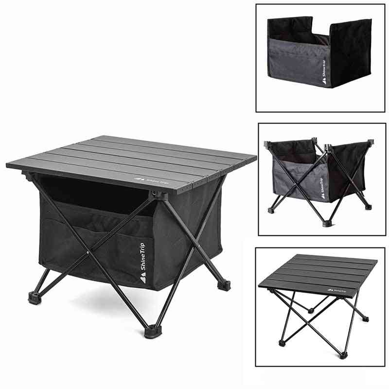 1pc Portable Outdoor Camping Folding Table