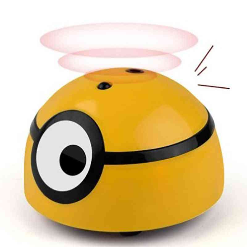 Toy Pet Walk, Interactive, Automatic Intelligent Escaping Toy, Sensor Rabbit, Accessories Interactive
