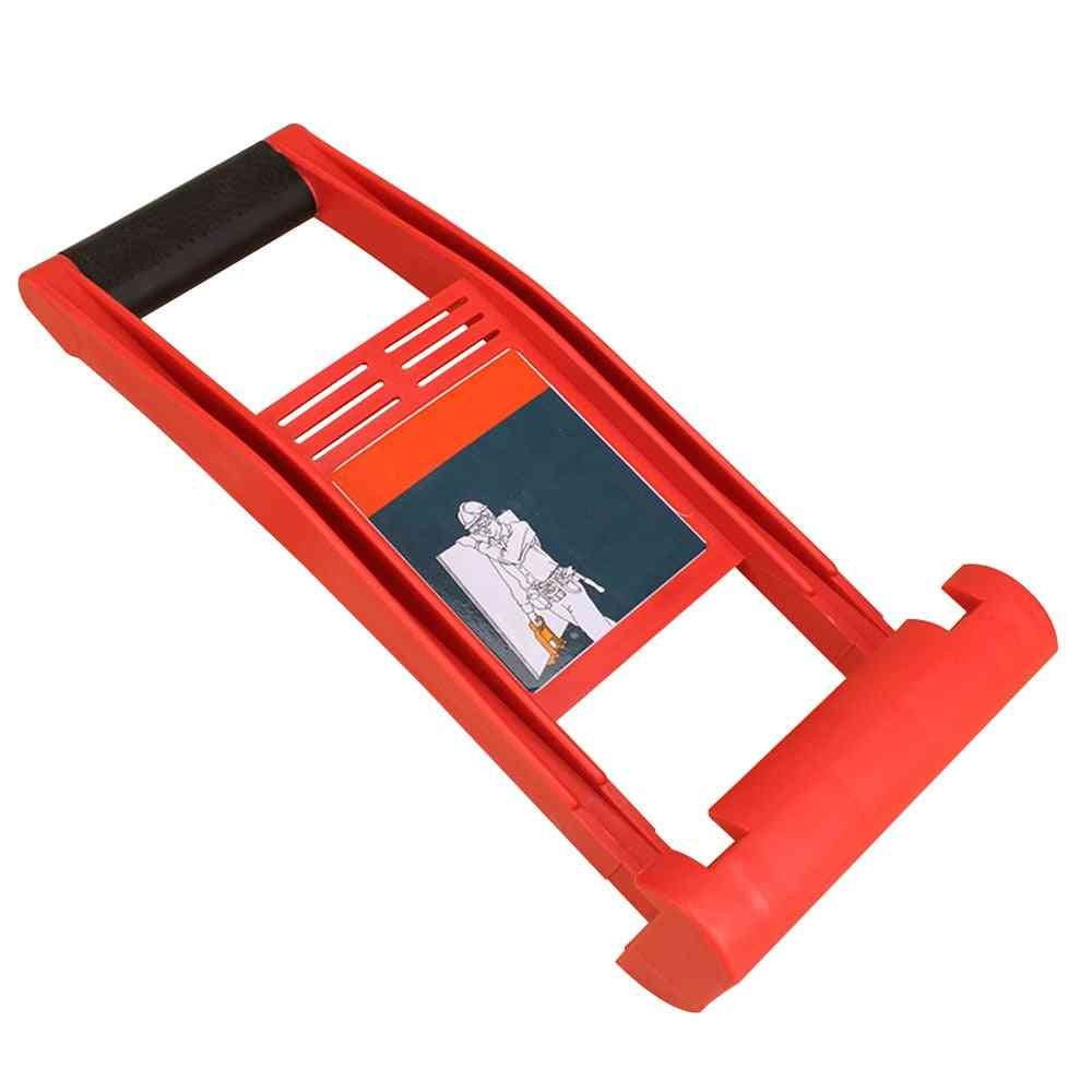 Labor-saving Panel Carrier With Non-slip Handle Handy Grip