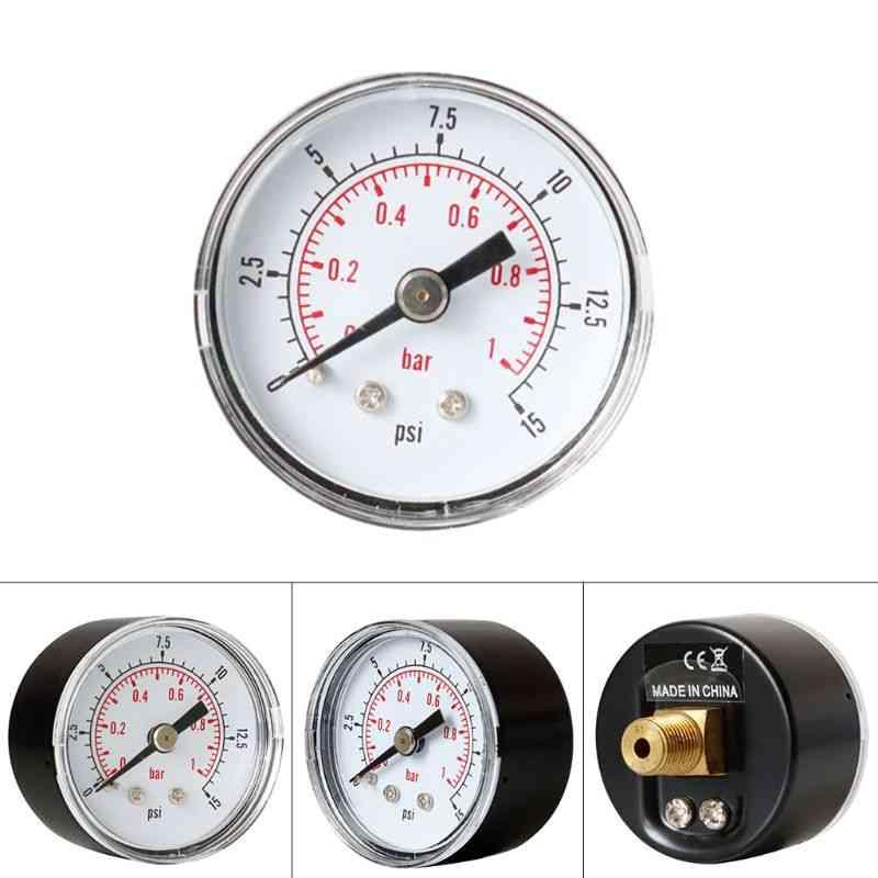 Pressure Gauge For Air Gas Wate Fuel