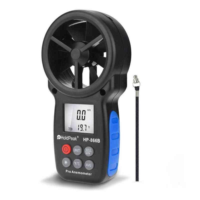 Digital Anemometer Wind Speed Meter