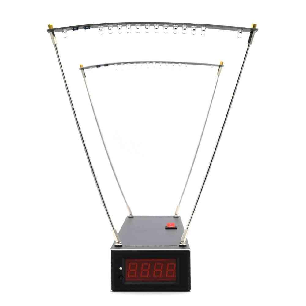 Velocimetry Slingshot Speed Measuring Instrument