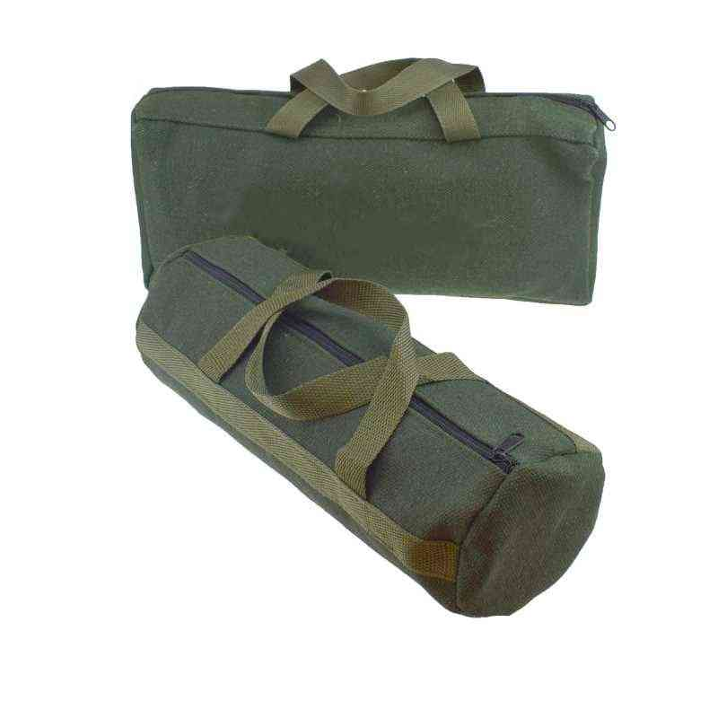 Tool Pouch For Electrical Tool Storage