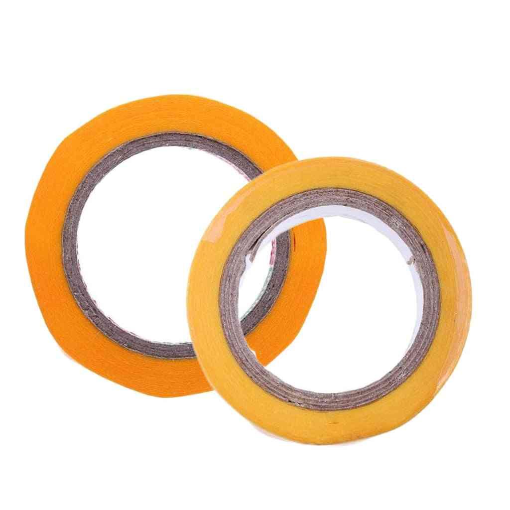 Masking Tape Border Line Ideal For Model Making & Arts & Crafts.